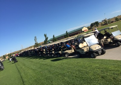Casper Sinclair Golf Tournament