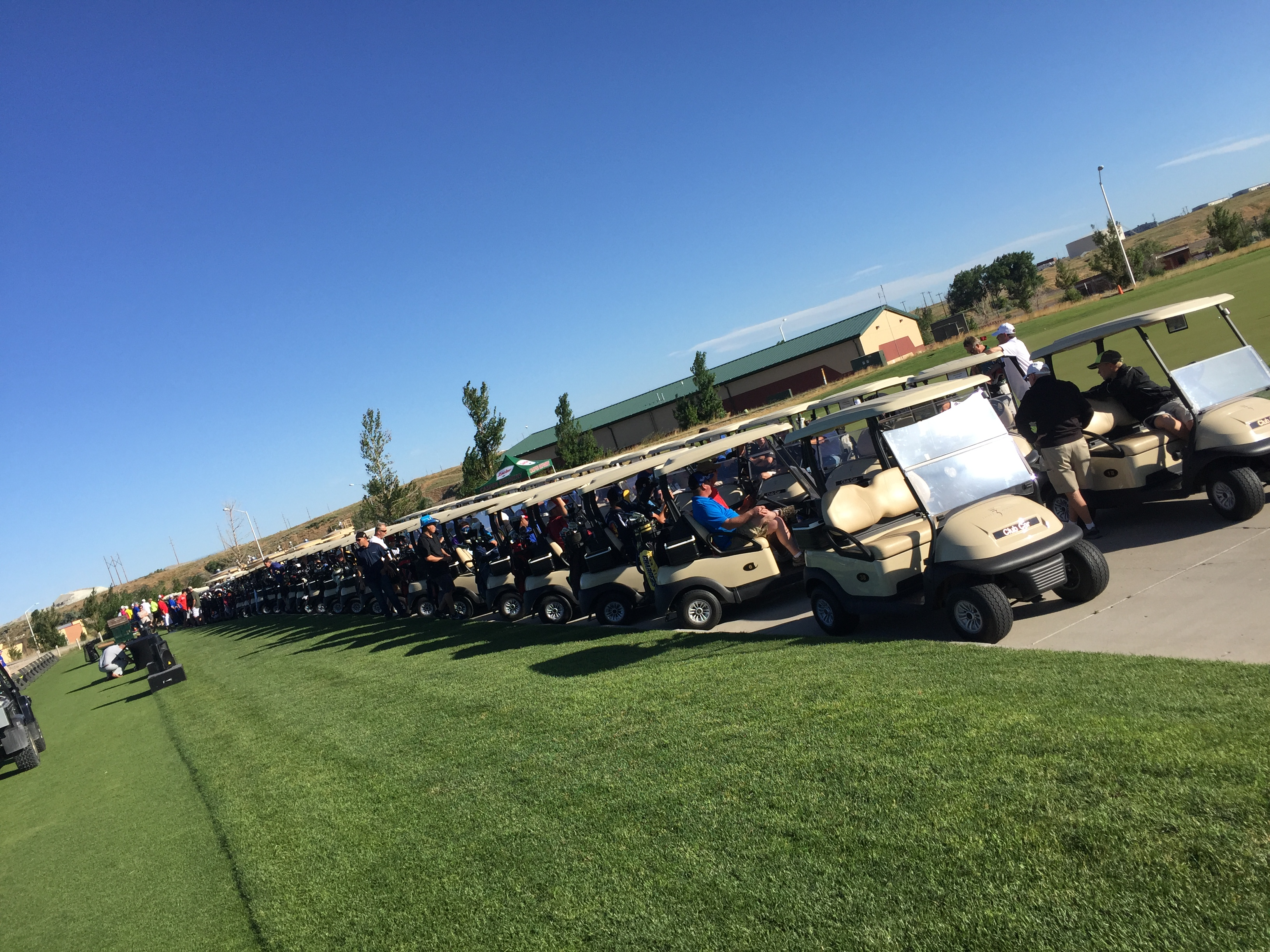 Casper Sinclair Oil Annual Golf Tournament