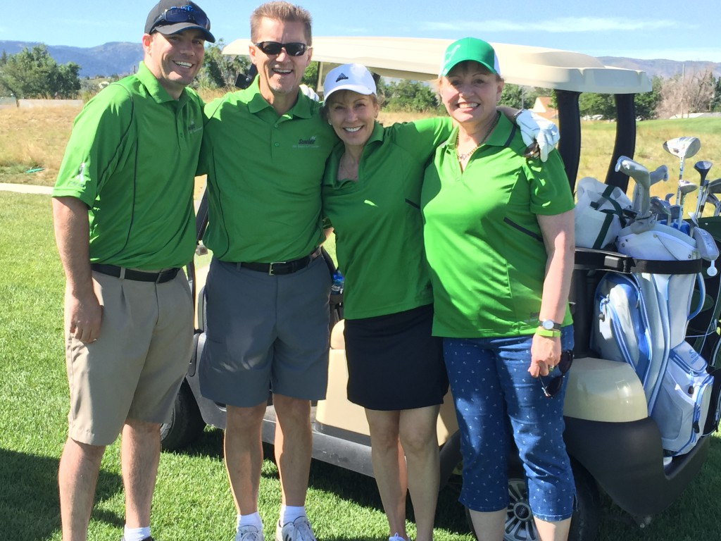 Sinclairs Golf Tournament