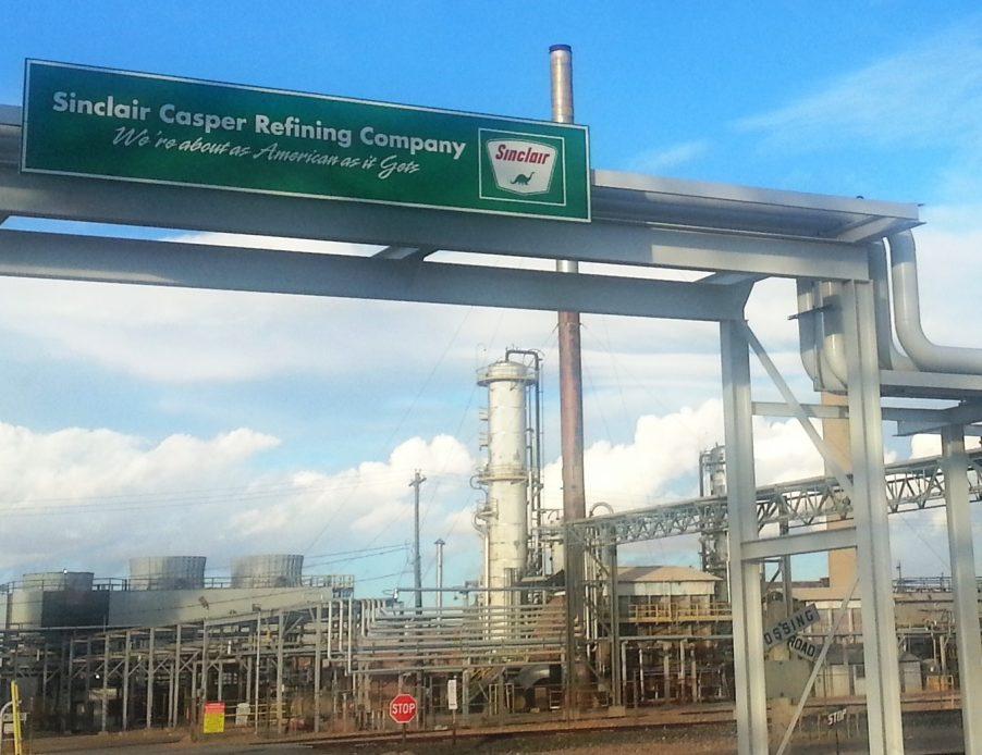 Casper Wy oil company