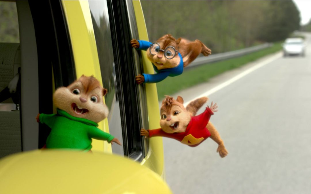 Alvin and The Chipmunks: Road Trip
